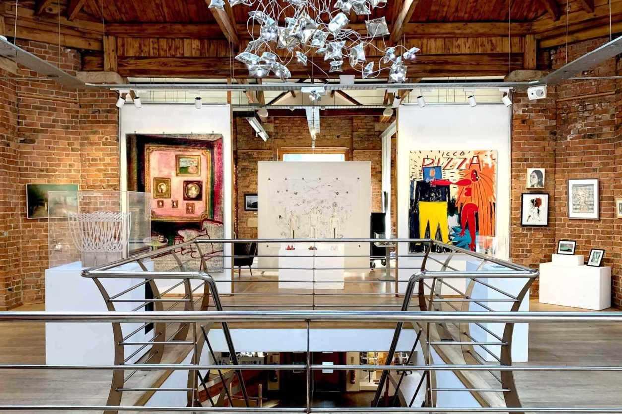 inside-the-biscuit-factory-art-gallery-indoor-activities-newcastle