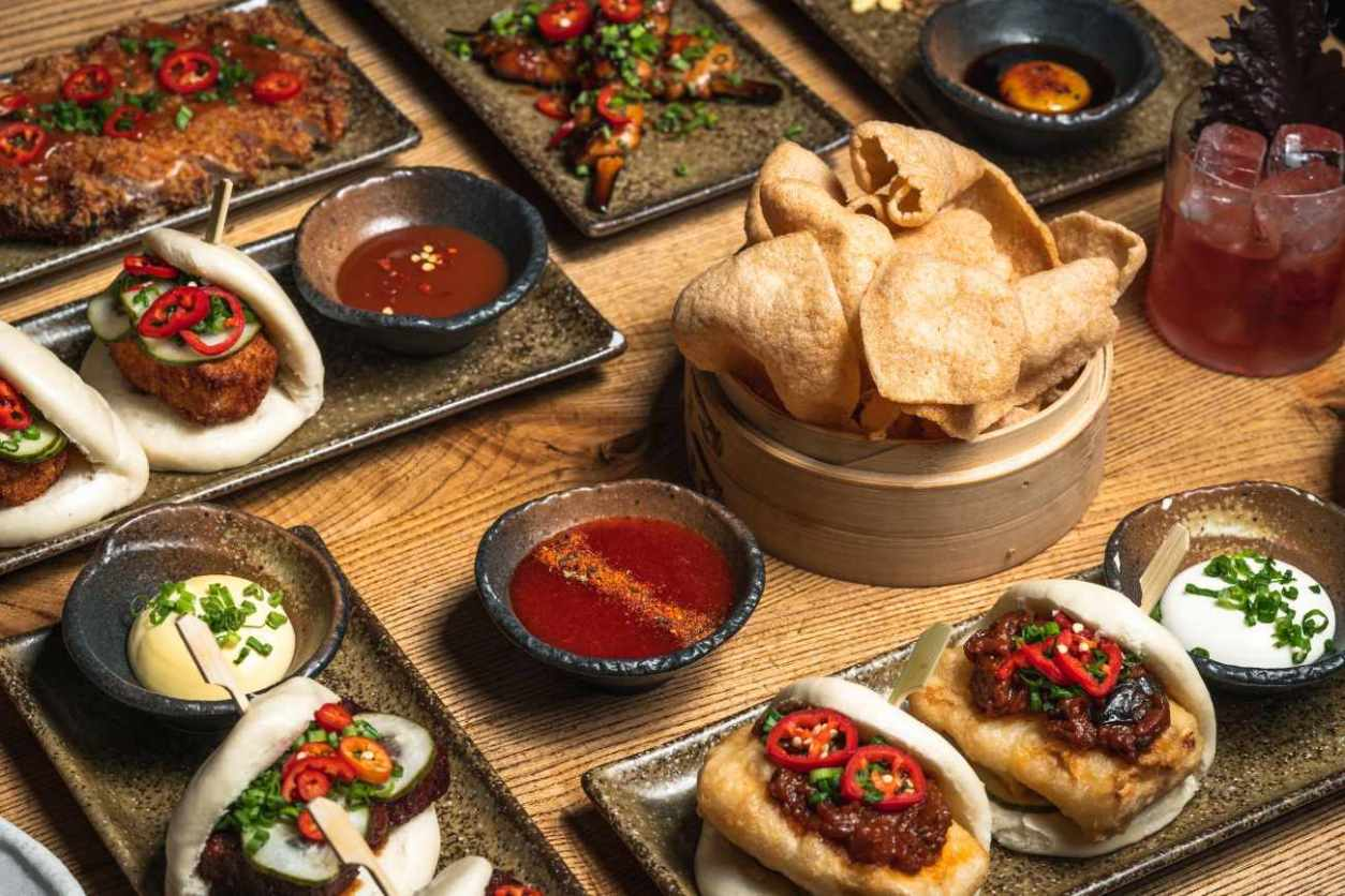 bowls-of-japanese-food-at-cottonopolis-food-and-liquor