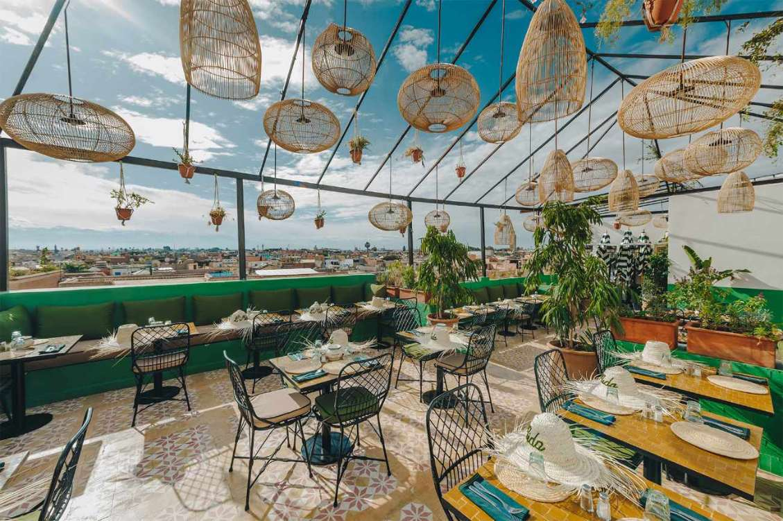 tables-on-l'mida-restaurant-roof-terrace-marrakech-itinerary