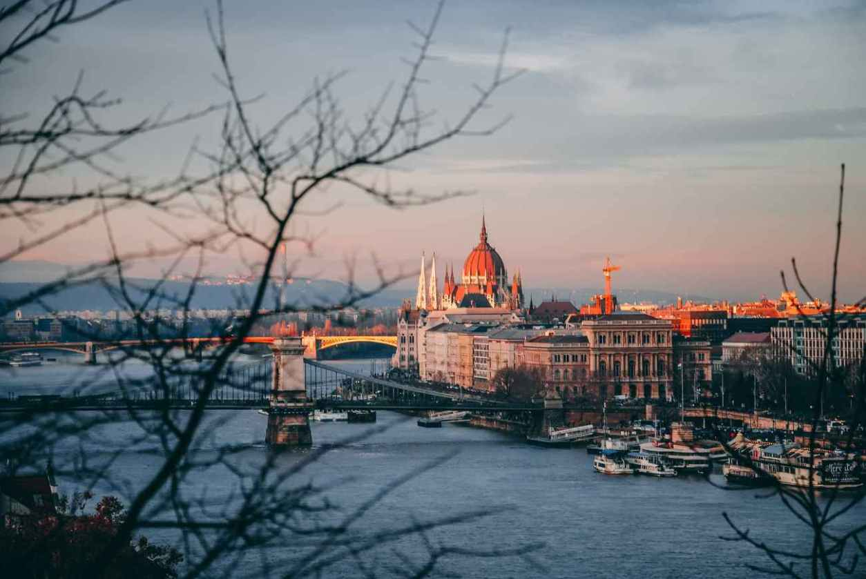 view-over-budapest-from-gellert-hill-at-sunset