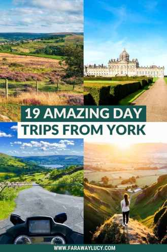 19 Amazing Day Trips From York You Need to Go On. From bustling cities and historic castles to seaside spots and national parks, here are 19 amazing day trips from York you need to go on. Click through to read more...