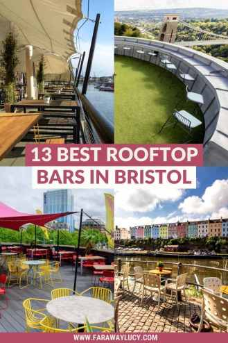 13 Best Rooftop Bars in Bristol with Amazing Views [2021]. From rooftops to boat decks to city terraces, here are the 13 best rooftop bars in Bristol with amazing views that you have to drink at! Click through to read more...