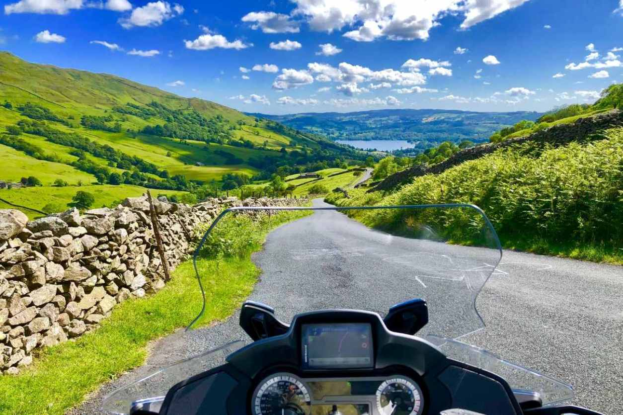 view-from-bike-in-lake-district-national-park-day-trips-from-york