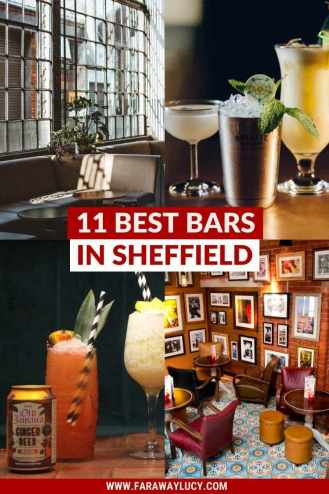 11 Best Bars in Sheffield for a Great Night Out [2021]. From speakeasy-style bars to karaoke bars to spectacular cocktail bars, here are the 11 best bars in Sheffield for a great night out! Click through to read more...