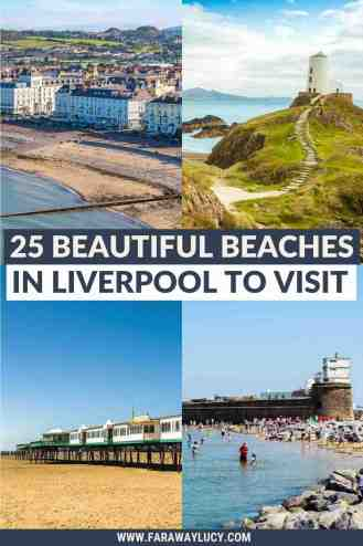 25 Beautiful Beaches in Liverpool You Need to Visit. From beautiful beaches to bustling piers to quieter hidden gems, here are 25 beautiful beaches in Liverpool you need to visit! Click through to read more...