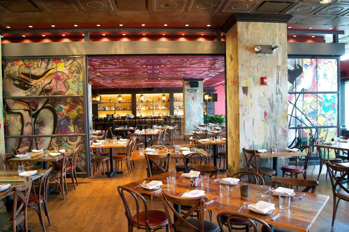 bar-and-tables-inside-tico-restaurant-bottomless-brunch-dc