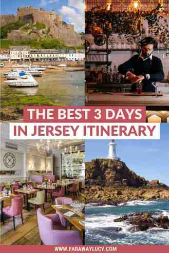 This 3 days in Jersey itinerary will show you where to stay in Jersey, the best things to do in Jersey, and amazing places to eat and drink. Click through to read more...