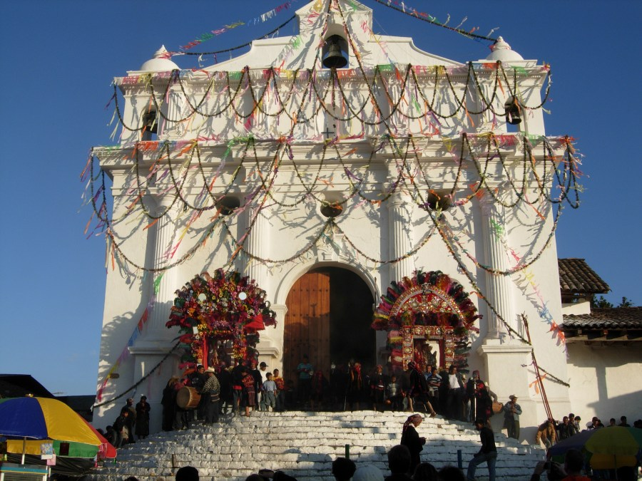 Santo Tomas Church Chichicastenango