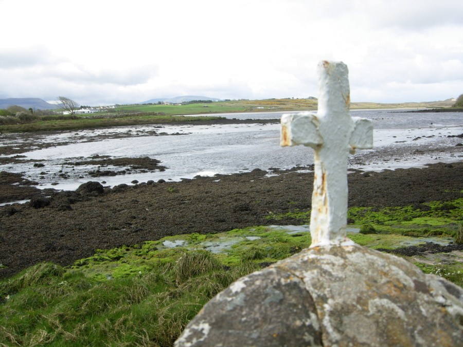 Cross at St Patrick's Well