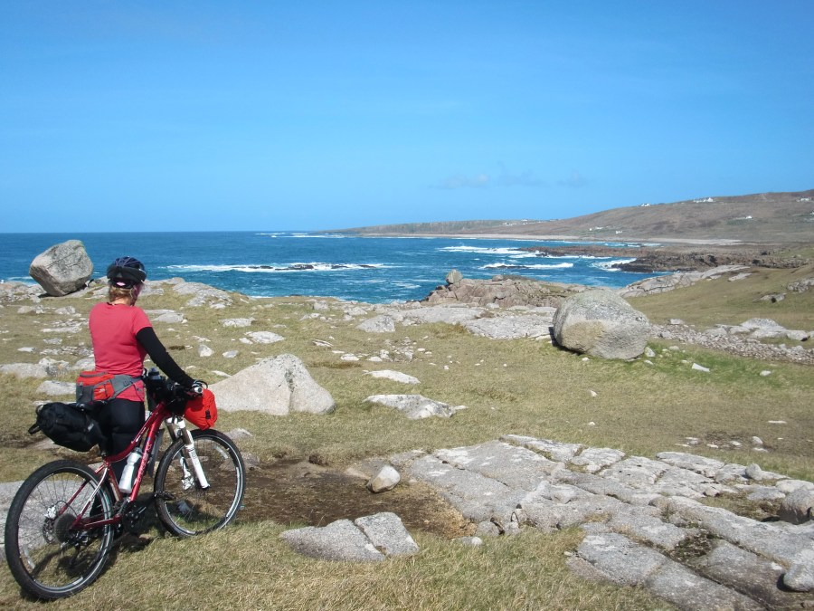 Pondering The Wild Atlantic Way Annagry to Dunfanaghy by Bicycle