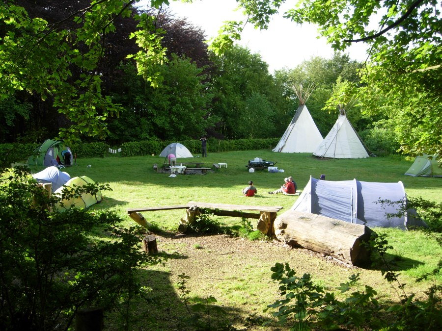 Sustainability Centre official campsite