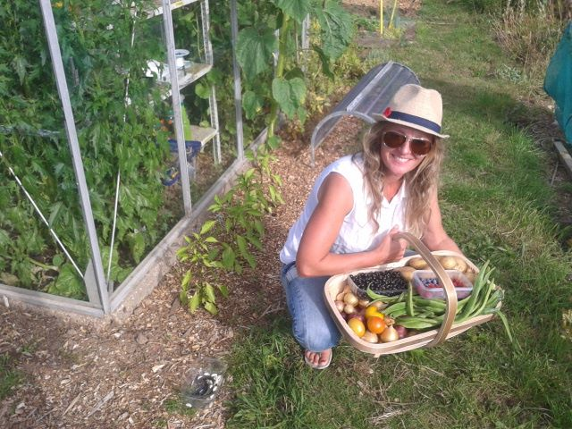 Allotment basket aug 1 2015