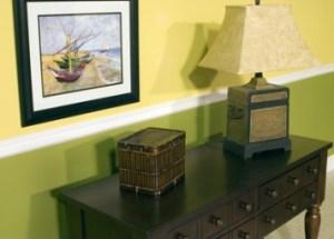 So wirken Farben in kleinen Räumen
