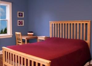 Das Schlafzimmer dekorieren