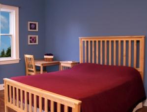 Ein Zimmer für Gäste richten