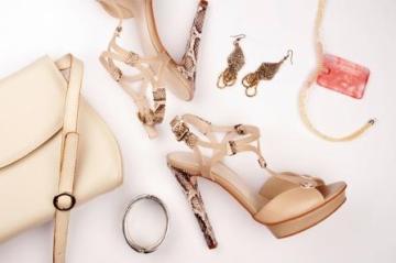 Pastelltöne für die Schuhe