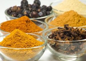 Curry selbst herstellen und mischen