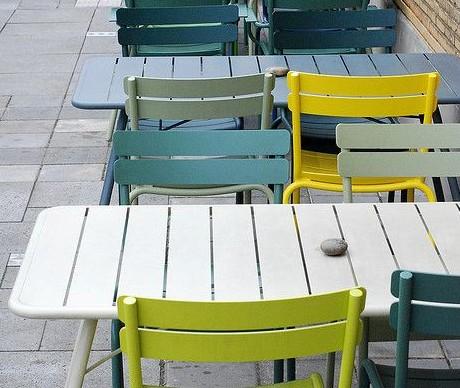 Lieblings-Gartenmöbel von Fermob
