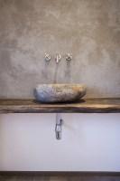 ein fugenloses Bad in wasserfestem Putz   farbefreudeleben