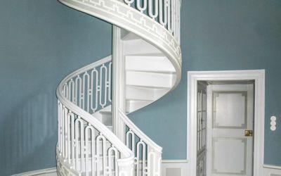 Treppenhaus – welche Farbe passt am besten?