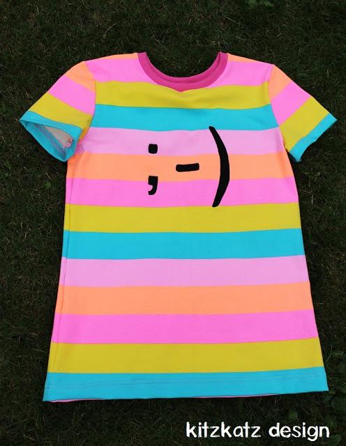 Shirt selber nähen farbenmix