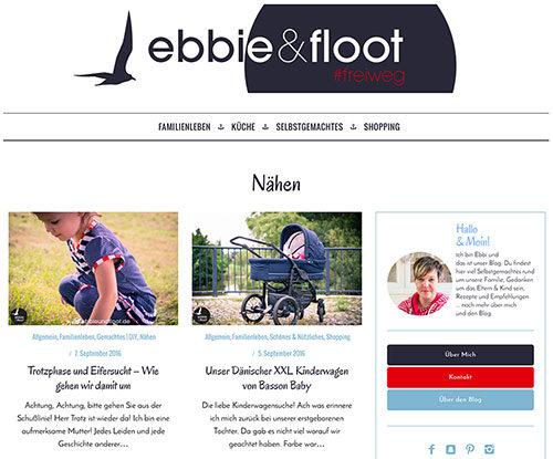 Mitarbeiter bei Farbenmix - Galerie - Ebbie von Ebbie & Floot