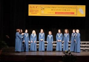 """Il gruppo vocale gospel """"New Sisters"""" di Podenzano"""