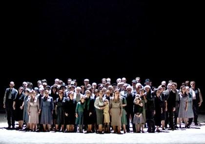 "Coro del Teatro alla Scala, ""Va Pensiero"", Nabucco 2013"