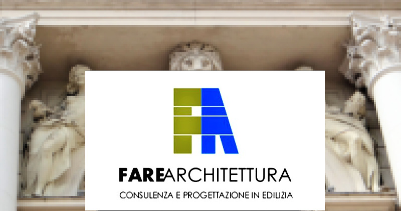 logo studio FareArchitettura arch. Alberto Zanella