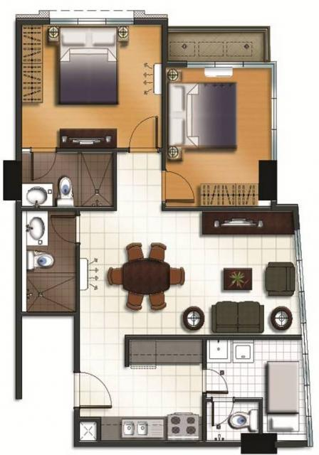 The Padgett Place Condominium For Sale In Lahug Cebu City
