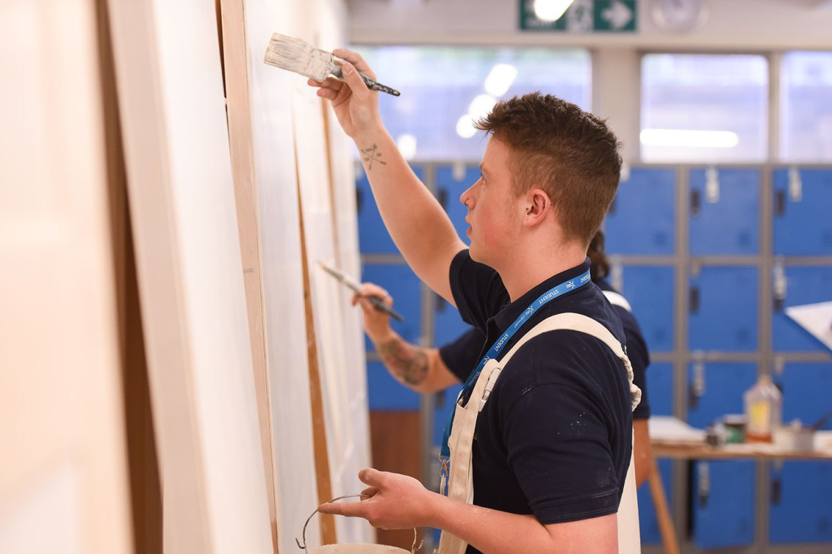 Painting And Decorating College Courses