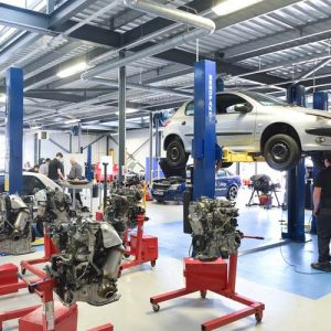 Automotive and Motorsport Facilities at CEMAST