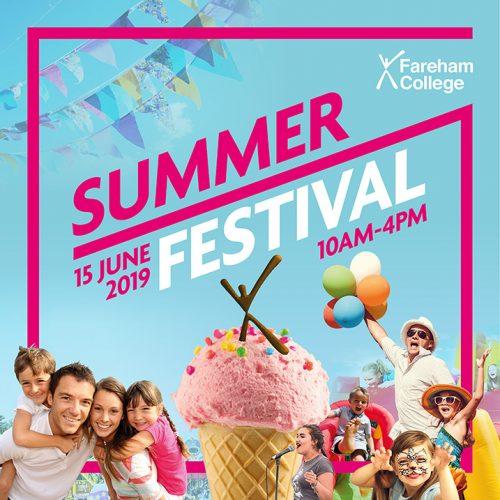 Summer Festival Social Small