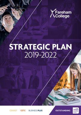 Strategic Plan 2019-2022 cover