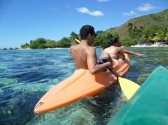 Kayaks gratuits