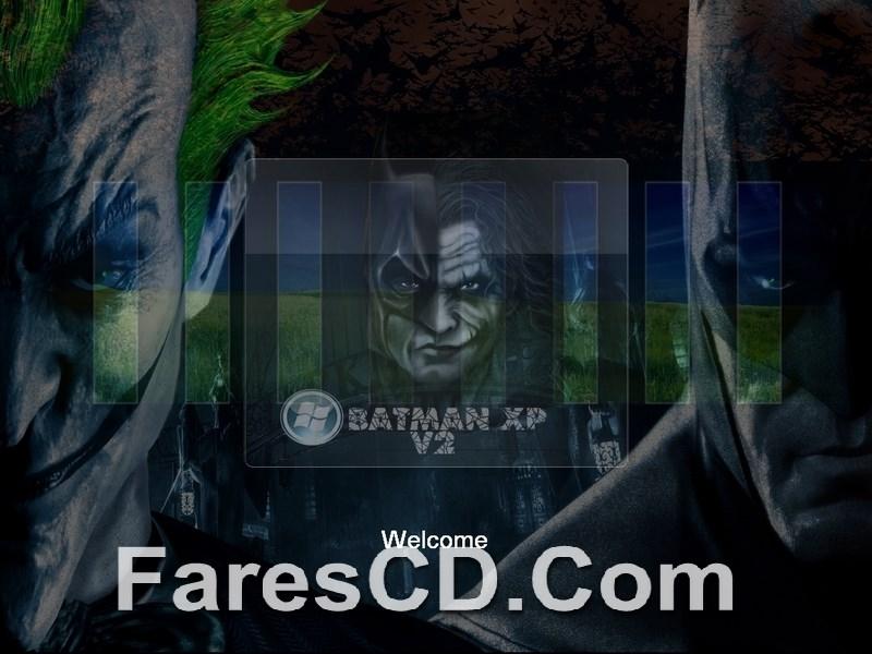 ويندوز إكس بى باتمان 2 Windows Xp SP3 batman v2 (10)