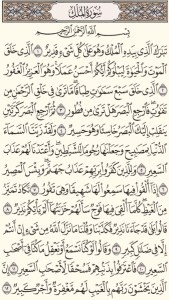 Holy Quran - Moshaf Al Madinah (1)