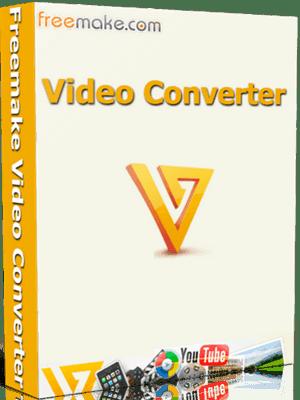 برنامج تحويل الفيديو الشامل | Freemake Video Converter .