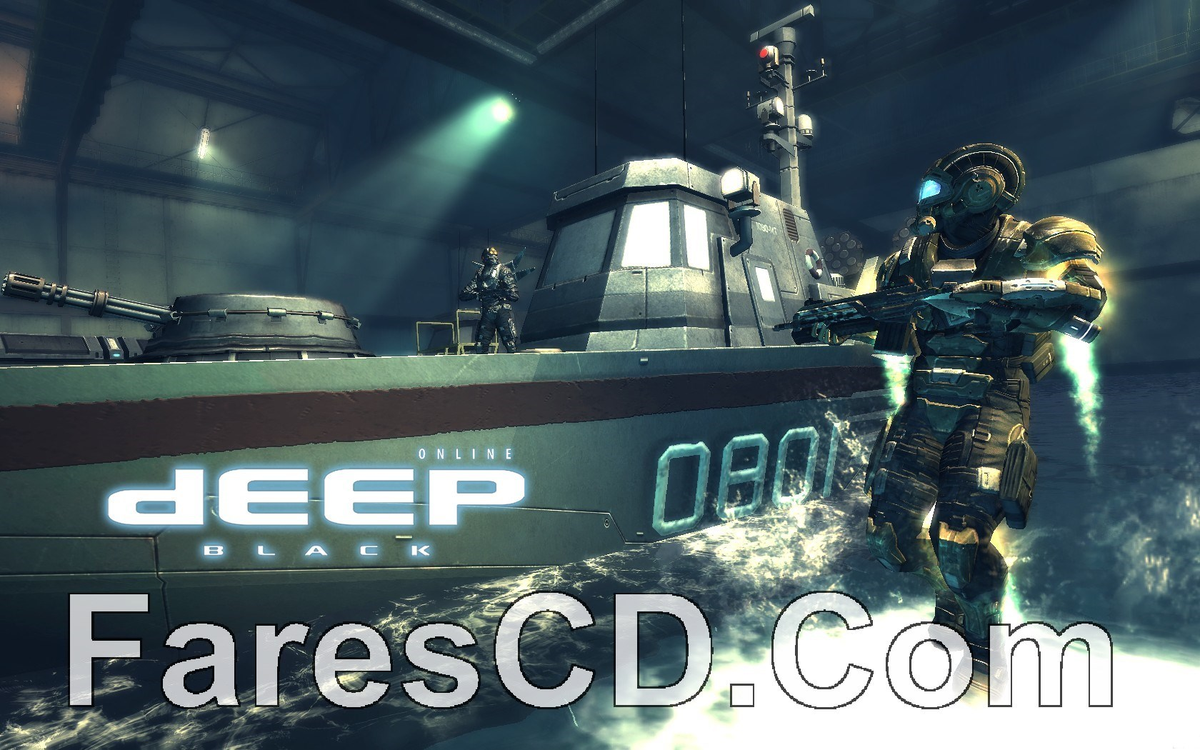 تحميل لعبة Deep Black نسخة ريباك (3)
