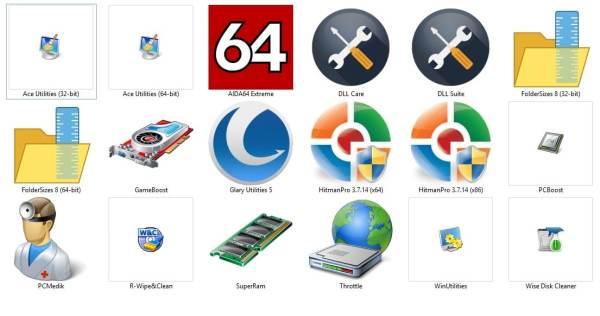 تجميعة البرامج المحمولة لصيانة وحماية الويندوز 2016 (2)