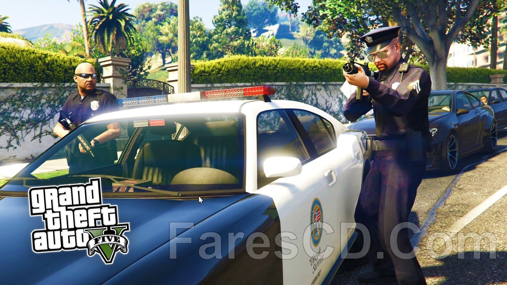 تحميل لعبة GTA Five نسخة مجربة مع التحديث (2)