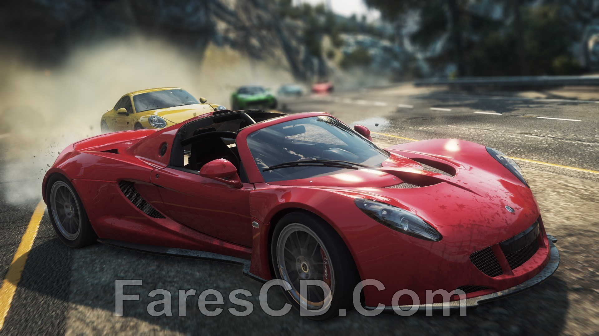 Need For Speed Most Wanted - Electronic Arts Inc.
