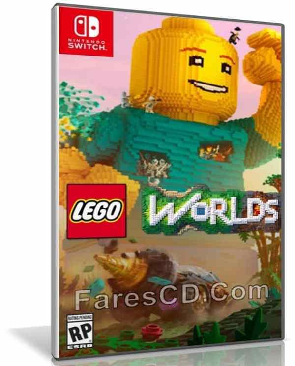 تحميل لعبة | LEGO Worlds 2017