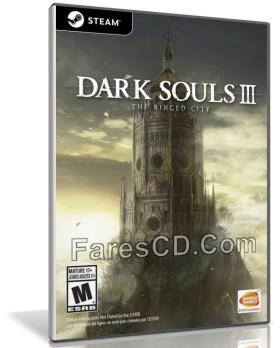 تحميل لعبة   Dark Souls III The Ringed City 2017   نسخة ريباك