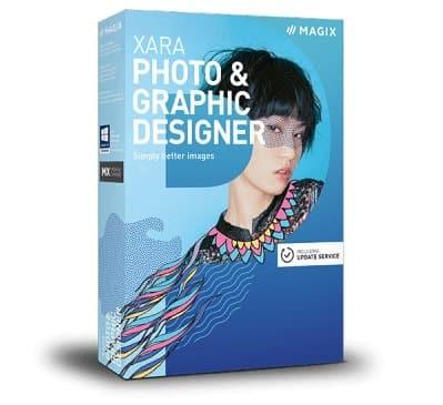 برنامج تصميم وتعديل الصور | Xara Photo & Graphic Designer