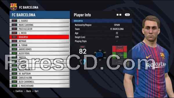 أحدث باتش للعبة بيس 2017   Apocaze Patch v.5 PES2017