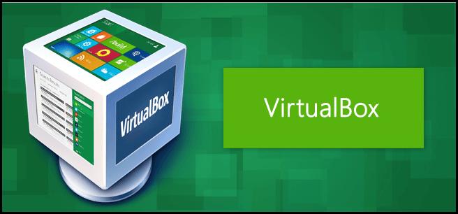 برنامج الأنظمة الوهمية   VirtualBox