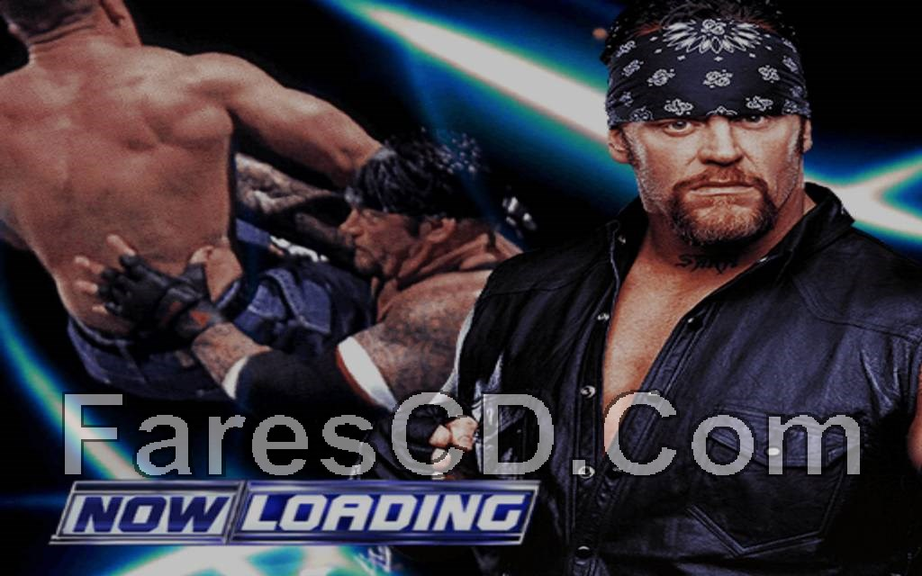 لعبة   WWE Smackdown - Here Comes The Pain 2003   تعمل على الكومبيوتر