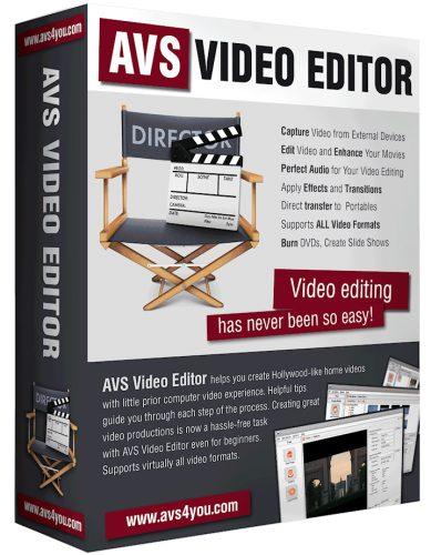 إصدار جديد من برنامج مونتاج الفيديو | AVS Video Editor