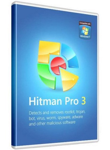 برنامج إزالة الفيروسات والملفات الخبيثة | HitmanPro 3.8.12 Build 302 Multilingual